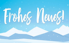 Unser Neujahrskracher