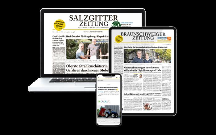 Salzgitter Zeitung Digital-Paket